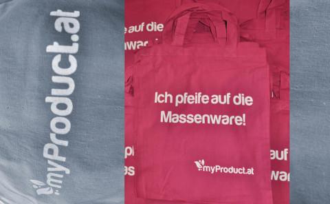 Stofftaschen für myproduct