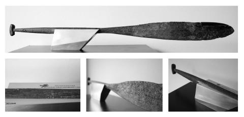 Design für den Siegerpokal der Business Drachenboot Challenge