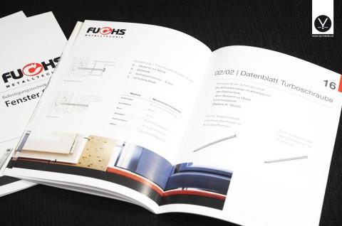 Produktkatalog für Befestigungstechnik Fenster & Türen