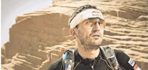 Lauf und Motivationsvortrag mit Red Bull Extremläufer Christian Schiester