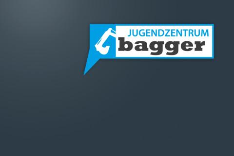 Logoentwicklung für das Jugendzentrum Bagger