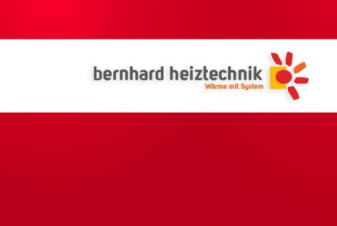 Logo Re-Design für Bernhard Heiztechnik