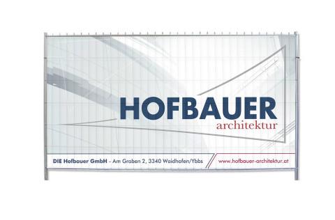 Transparent für DIE Hofbauer GmbH