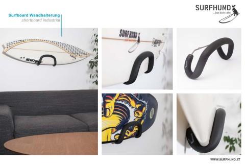 Produktfotos für Surfhund