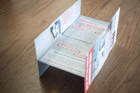 wendefolder direct-mailing