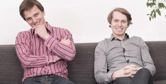 ISY Media Geschäftsführung - Matthias Heigl und Andreas Grillneder